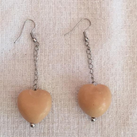 Jewelry - Kukui Nut Hawaiian earrings